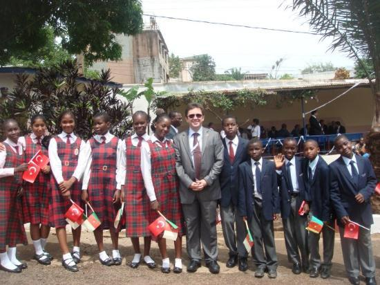 Yaounde, Cameroon: Cameroon - Turkish School