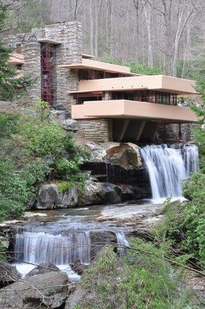 Falling Waters Photo