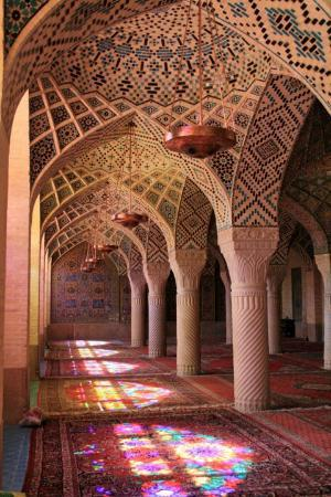 Day 28 Shiraz 72 Masjed-e Vakil, Prayer Hall