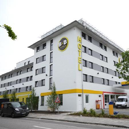 Photo of B&B Hotel Munchen-Nord Munich