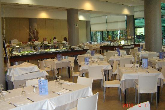 Hotel Deloix Aqua Center: RESTAURANT