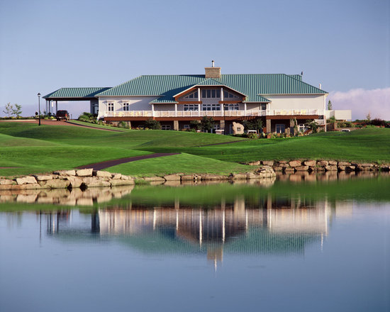 Fox Harb'r Golf Resort & Spa: Fox Harb'r Resort Clubhouse