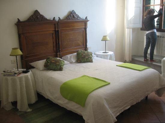 Canto de&#39; Nelli B&amp;B: camera