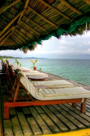 Punta Caracol Acqua Lodge: Relax
