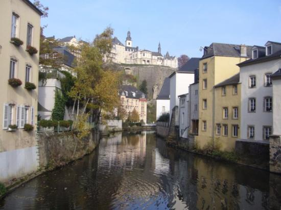 La ville basse picture of luxembourg city luxembourg for Basse goulaine piscine