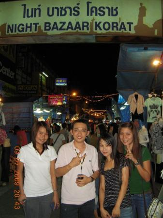 U Sabai Village Korat 4th Day..- Nigh...
