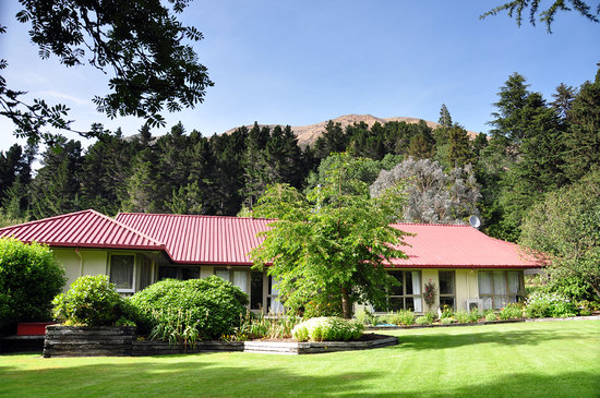 Flock Hill Lodge: Lodge