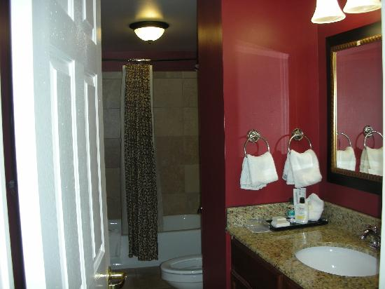Clarion Collection Hotel Arlington Court Suites: Bathroom