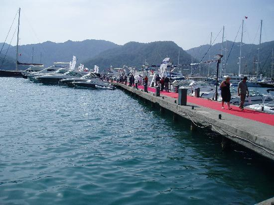 Gocek, Turkey: Gcek Boat Show 2010