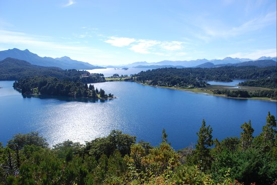 Bilde fra San Carlos de Bariloche