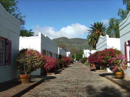 Attracties in Graaff-Reinet