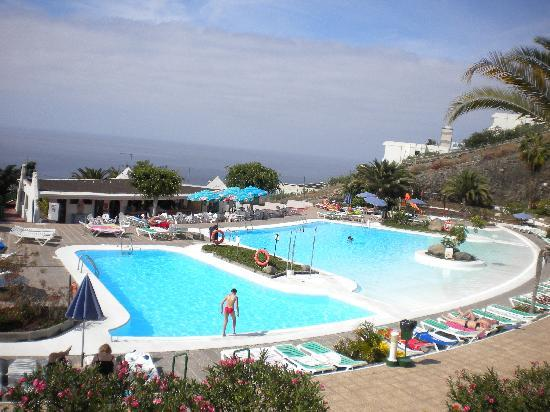 This Was View From Our Room Picture Of Babalu Apartments