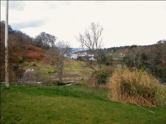 Gairloch Highland Lodge: View from the lodge