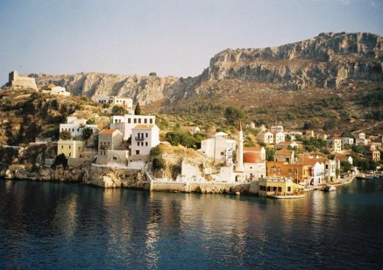 Kastellorizo, Yunanistan: omorfi Megisti....