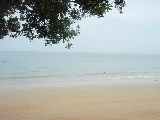 Port Dickson, Malesia: Nice clean beach