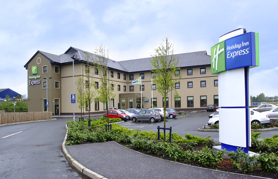 Holiday Inn Express Antrim M2, JCT.1