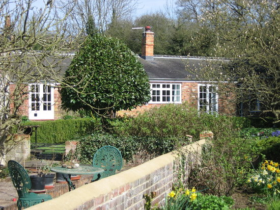 The walled garden bed breakfast rutland lodge reviews barnsdale