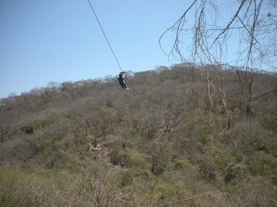 Veraneando Adventure Zipline Tour and River Ride Tour