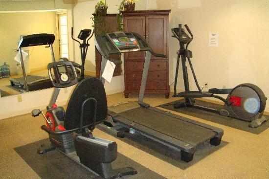 BEST WESTERN Inn: Fitness center