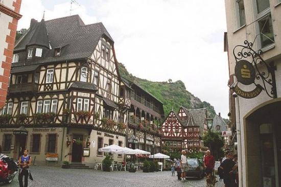 Hotels In St Goar Germany