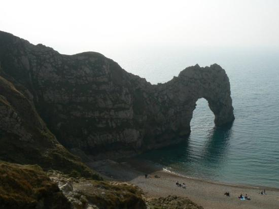 Poole, UK: Durdle Door - England (2009)