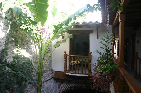 Casa Villa Colonial: My room balcony