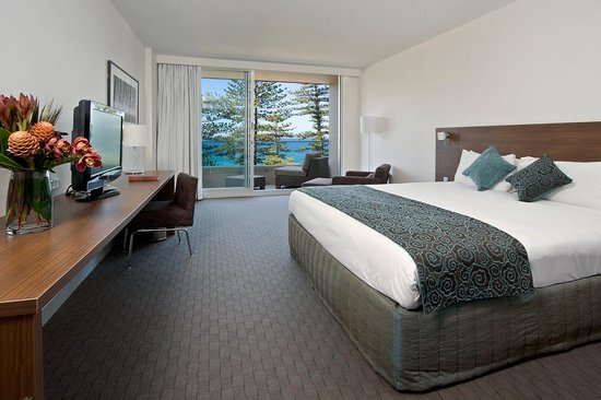 Novotel Sydney Manly Pacific: King Ocean View Room