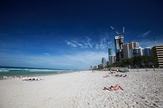 Surfers Paradise, Australia: 101