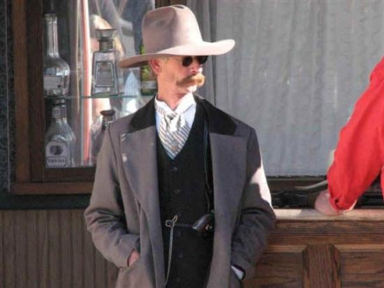 Tombstone, AZ: Doc Holiday