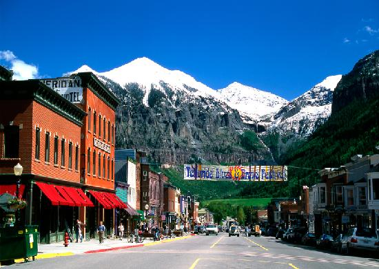 Official Telluride Tourism