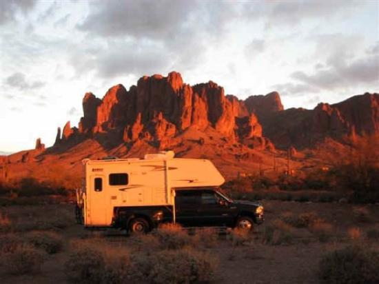 Apache Junction, Аризона: Lost Dutchman State Park