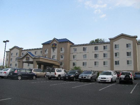 BEST WESTERN PLUS Waynesboro Inn & Suites Conference Center: Best Western Waynesboro