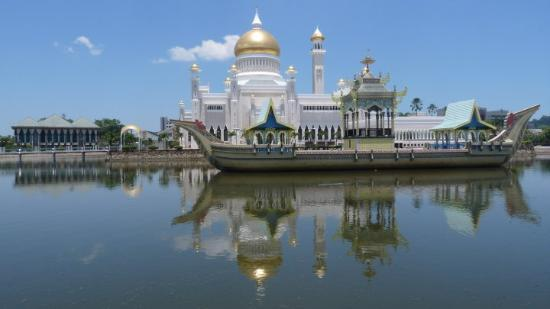 Foto Bandar Seri Begawan