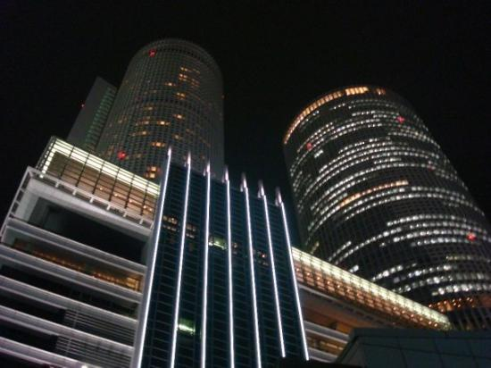 Nagoya, Aichi Prefecture, Japan JR towers