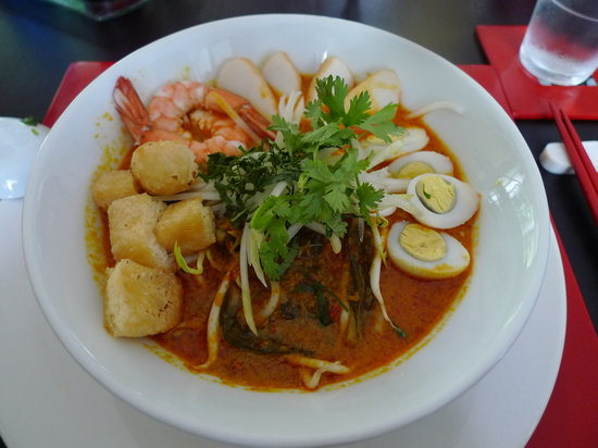 how to cook laksa singapore