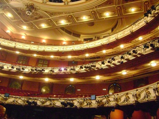 The london coliseum england address phone number for Apt theater schedule