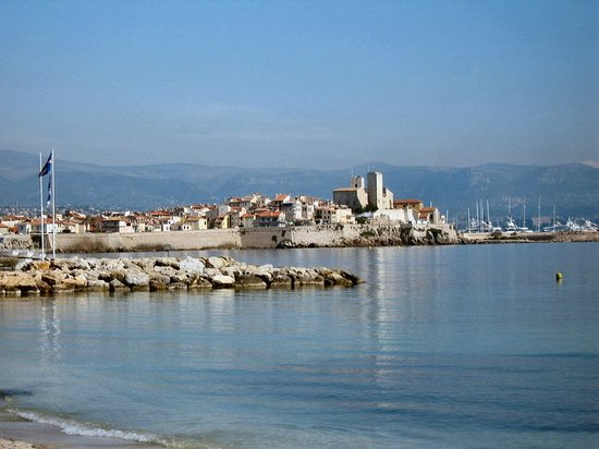 Bilde fra Antibes