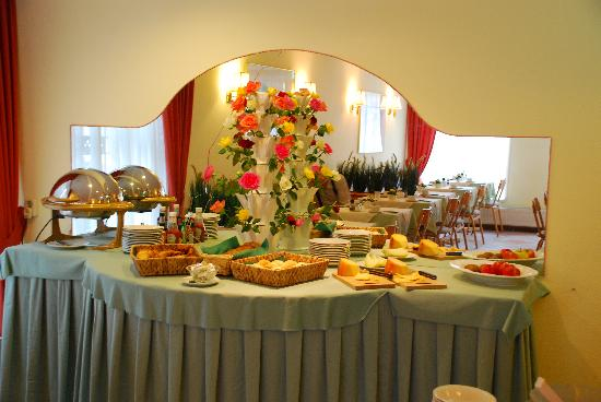 Hotel Fita: The Breakfast Buffet