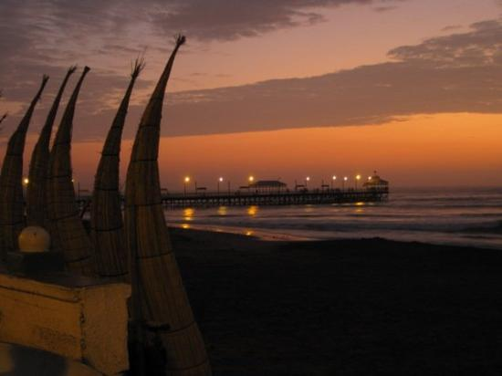 Huanchaco bed and breakfasts