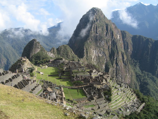 Machu Picchu, Per: Difinitive MP view