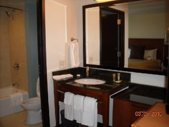 Hyatt Place Mohegan Sun: Sink