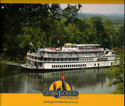 General jackson showboat nashville tn address phone for Best places for dinner in nashville