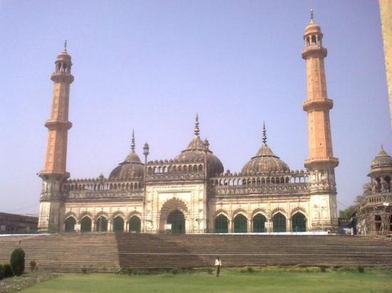 Lucknow, Indien: ASAFI MOSQUE