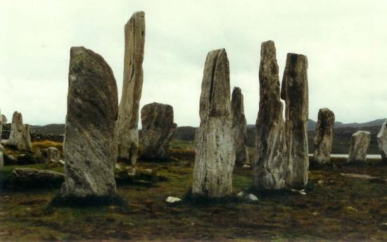 Kirkwall, UK: Standing Stones Orkney Islands