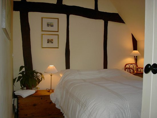 The Old Stables B&B: One of the bedrooms