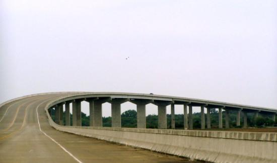 Edisto Island bridge