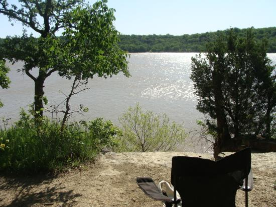 Photo of Lake Mineral Wells State Park Campground
