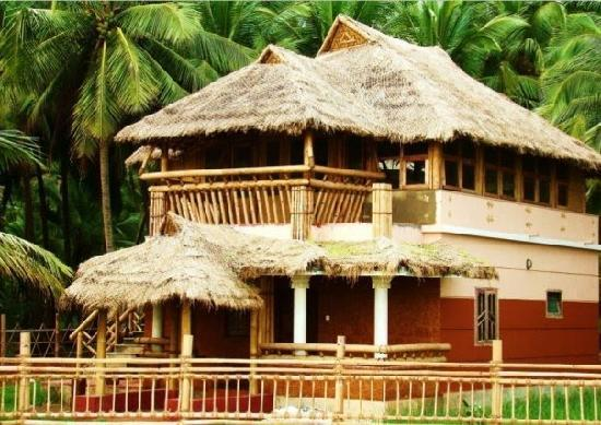 Kannur, India: Blue Crab - cottage ( contact no: 09895343150)