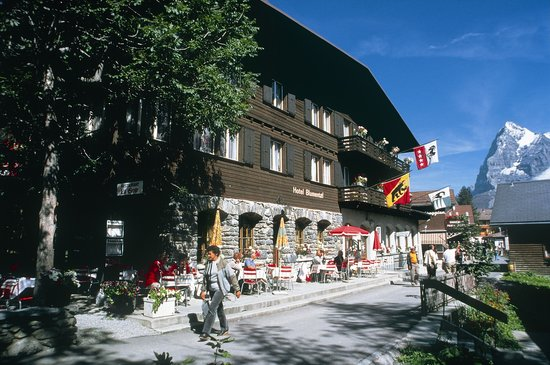 Photo of Hotel Blumental Mürren