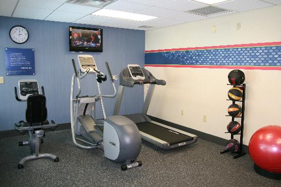 Hampton Inn and Suites Pueblo-Southgate: Fitness Center